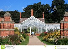 inside greenhouse roof | greenhouse is a structure with a glass or plastic roof and ...