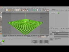 Cinema 4D Tutorial-Target Effector in MoGraph - YouTube