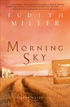 Morning Sky (Freedom's Path, Book 2) by Judith Miller http://www.amazon.com/dp/B00DHHEL6C/ref=cm_sw_r_pi_dp_vSt.wb17JDHY0