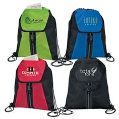 #drawstrings #logo #sports #promoproducts | www.graphicservicespromotional.com