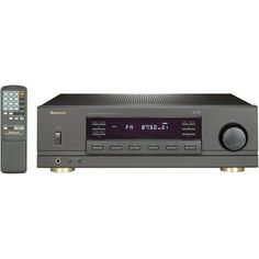 Need this for the outdoor speakers on the deck...Amazon.com: Sherwood RX-4105 100 Watt Stereo Receiver (Black): Electronics