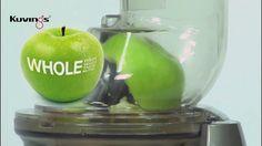 wyciskane w całości jabłka