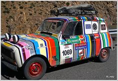4L TROPHY - Renault 4 Rally - Paris to Marrakech (I) | Flickr - Photo Sharing!