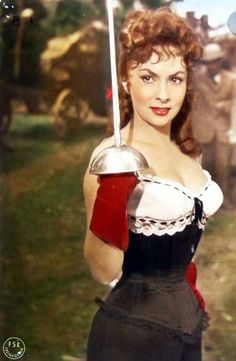 Beautiful But Dangerous  (La Belle des belles)    with Gina Lollobrigida