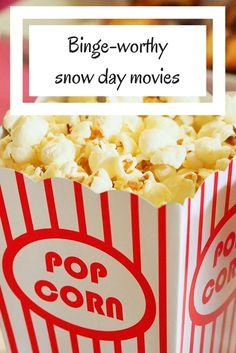 Binge-Worthy Snow Day Movies