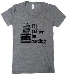 preferirei leggere
