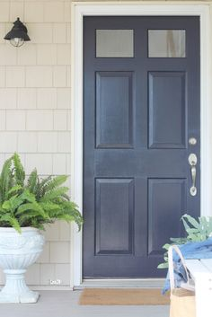 2017 Paint Color Forecasts And Trends Navy Front Doorsfront