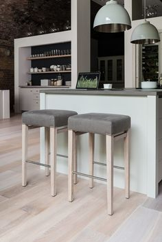 modern kitchen bar stools without backs