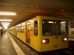Berlin U-Bahn, U-bahnlinie 2