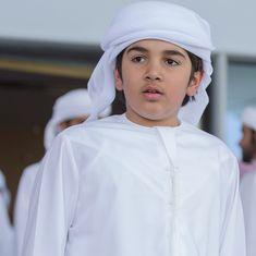 Mohammed bin Rashid bin Mohammed Al Maktoum, 18/02/2018. Foto: khalidaldarae