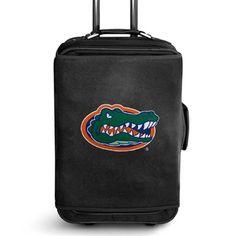 Florida Gators Large Luggage Jersey - Black