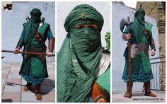 larp desert soldier oriental