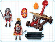 Roman catapult 4278