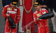 Sebastian Vettel has extended his lead of the 2017 F1 drivers' world championship to 25 points with victory ahead of Ferrari team-mate Kimi Raikkonen in the Monaco GP.  But Vettel's victory – the Scuderia's first at the Principality since 2001 – was clouded...