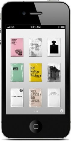 Nieves for iPhone, iPod touch and iPad