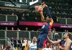 Andre Iguodala (United States), Men's Basketball, Aug. 6.