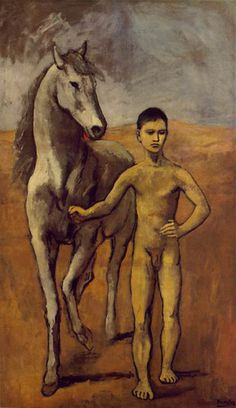 The Horses of Picasso