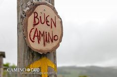 """Welcome to the Way of Saint James and """"Buen Camino""""."""