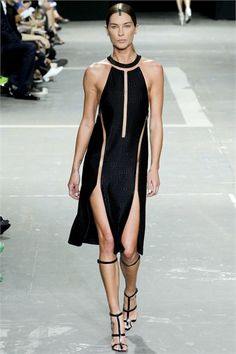 Sfilata Alexander Wang New York - Collezioni Primavera Estate 2013 - Vogue