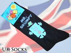 Image result for mr grumpy socks
