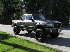 2005 Ford Ranger 4x4
