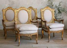 Rococo Furniture Louis Xv
