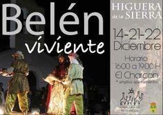 Los belenes vivientes se convierten en protagonistas de la #Navidad en #Andalucía, dos de los más visitados son los de Higuera de la Sierra y Beas, ambos en la provincia de #Huelva.