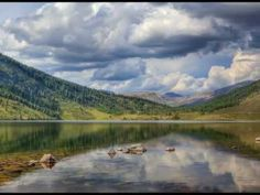 music by A. Fly on the wings of the wind. i love it ^o^ i used a pictures of the Altai, Lake Baikal, Russian Far East regions and the . Lake Baikal, Flies Away, Blooming Rose, Global Warming, Climate Change, Natural Beauty, Clouds, Mountains, Landscape