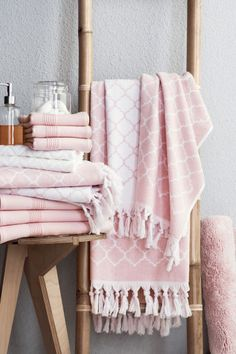 Żakardowy ręcznik | H&M