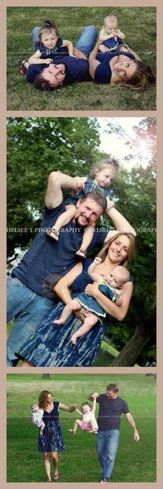 Family Photography Poses | Family photos | photography posing ideas | family of 4 | Family Poses