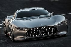 Studie: Mercedes-Benz AMG Vision Gran Turismo repinned by www.BlickeDeeler.de