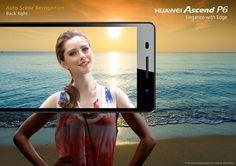 Najtanji smartphone na svetu. Ascend P6