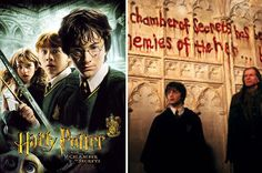 """Only A True Harry Potter Fan Can Score 6 out of 10 On This """"Chamber Of Secrets"""" Quiz"""