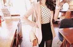 saia + blazer