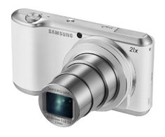 """Samsung Galaxy Camera 2 16.3MP CMOS with 21x Optical  Zoom and 4.8"""" Touch Screen LCD (WiFi & NFC- White) - http://digitalcamerawithwifi.ellprint.com/samsung-galaxy-camera-2-16-3mp-cmos-with-21x-optical-zoom-and-4-8-touch-screen-lcd-wifi-nfc-white/"""