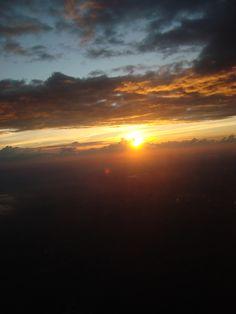 Pôr do sol nos Ares 2