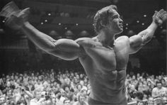Arnold Schwarzenegger –  in the 1970s