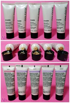 Complete makeup kit with Mary Kay products - Part Skin Preparation Mary Kay Ash, Mary Mary, Base Mary Kay, Mary Kay Foundation, No Foundation Makeup, Makeup Kit, Love Makeup, Younique, Imagenes Mary Kay