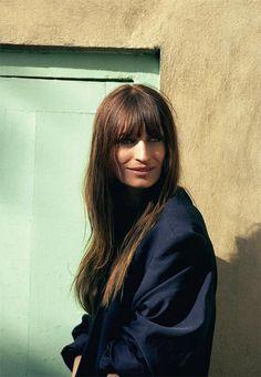 Caroline de Maigret, easy chic
