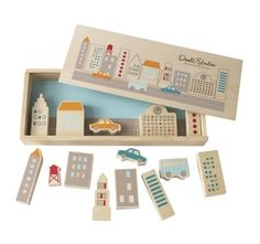 SKYLINE MULTI CREATIVE PLAY SET  PRICE: $36.00