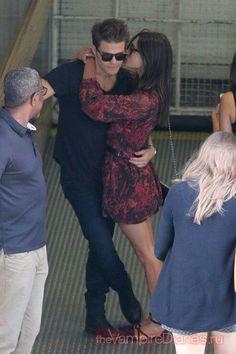 Paul Wesley and Phoebe Tonkin ~ San Diego ComicCon 2015 Saturday