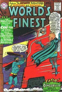 World's Finest Comics #151