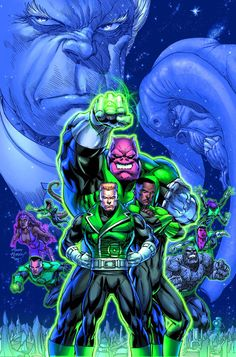 In the aftermath of their battle against the First Lantern and the Guardians, it's up to Guy Gardner, John Stewart and the other survivors to try to put the Corps back together.