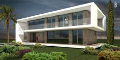 contemporary house by Vincenti Engineering