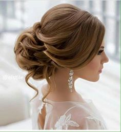 60 Gorgeous Amazing Wedding Hairstyles for the Elegant Bride schöne Hochzeitsfrisuren Wedding Hairstyles For Long Hair, Vintage Hairstyles, Up Hairstyles, Vintage Updo, Hairstyle Ideas, Gorgeous Hairstyles, Simple Hairstyles, Medium Hairstyles, Short Haircuts