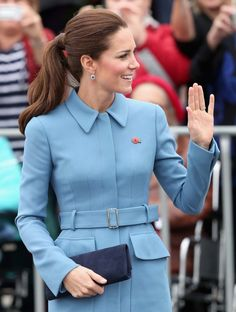 Kate Middleton style file gallery - Vogue Australia
