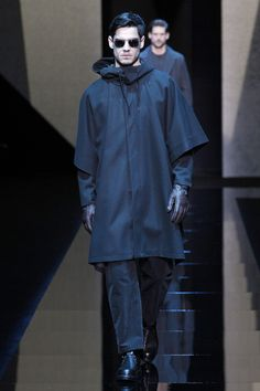 Giorgio Armani | Menswear - Autumn 2017 | Look 67