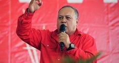 Seguro de que irá preso por sus crímenes cuando retorne la democracia a Venezuela, el diputado por el Partido Socialista Unido de Venezuela (Psuv), Diosdad