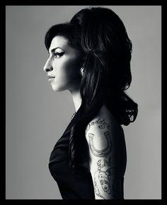 Amy Winehouse by Byran Adams (Haper's Bazaar, Oct. 2010)