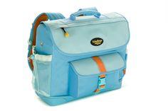 Martina Signature Turquoise Schoolbag
